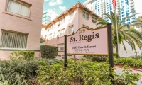 St Regis Apartments