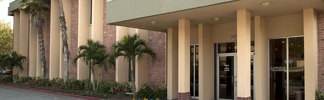 Winter Park Executive Center exterior