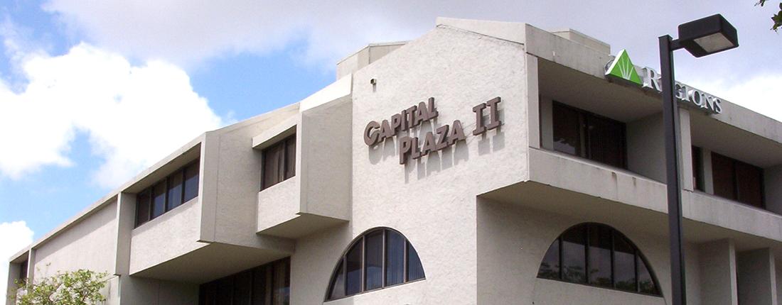 Capital Plaza exterior