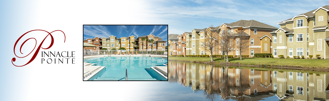 Pinnacle Pointe Apartments exterior and pool