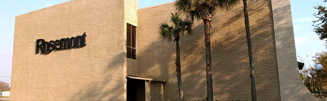 Rosemont Apartments exterior