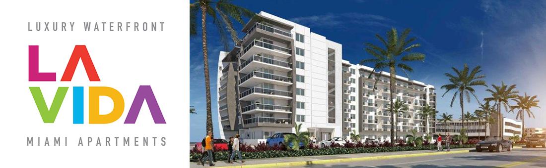 La Vida apartments exterior